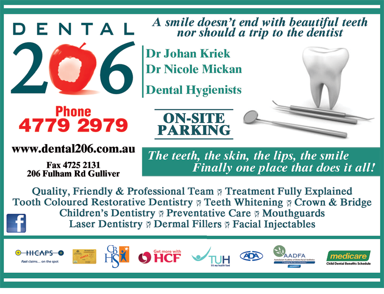 Dental 206 - Dentists Australia