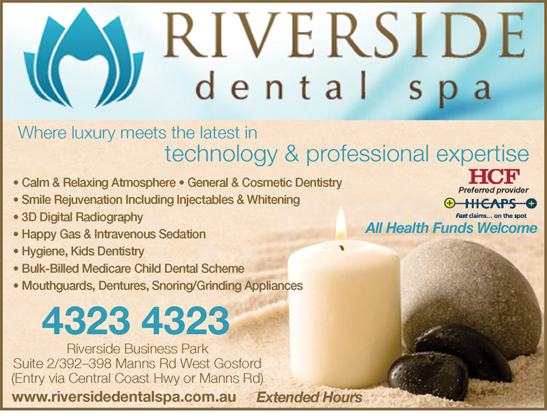 Riverside Dental Spa - Dentists Australia
