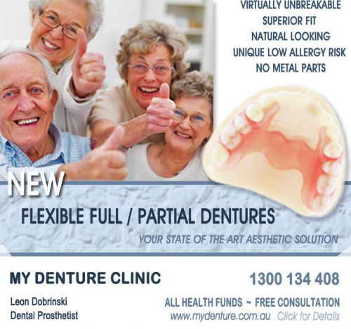My Denture Clinic Bondi - Dentists Australia