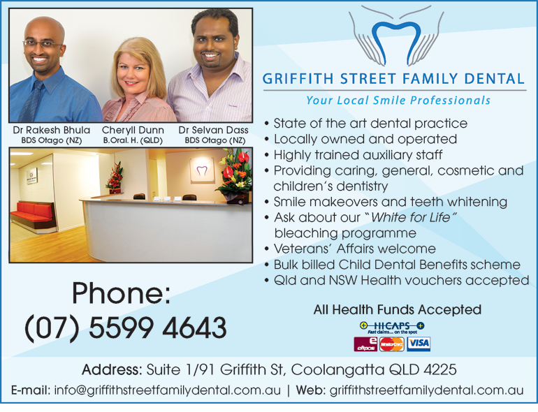 Cheryll Dunn Griffith Street Family Dental - Dentists Australia